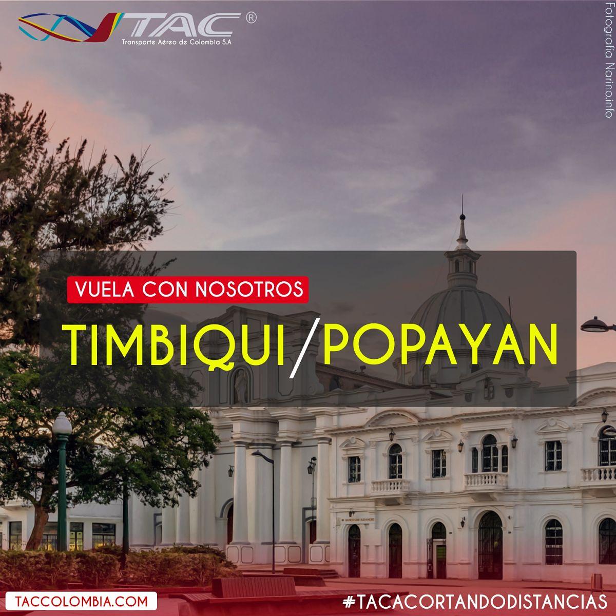Timbiqui Popayan TAC